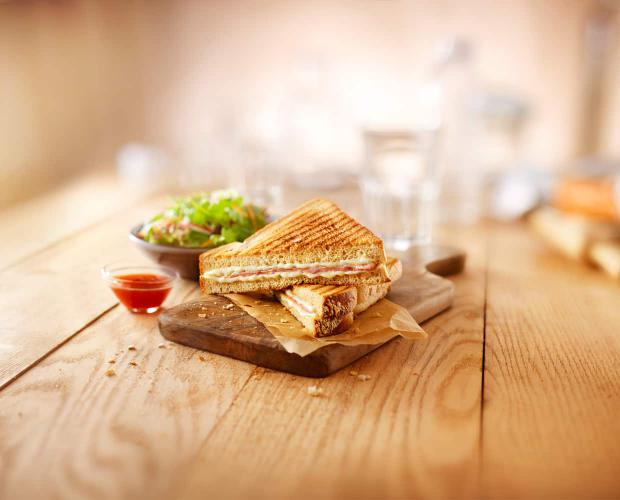 Tosti Deluxe | Topking Fingerfood