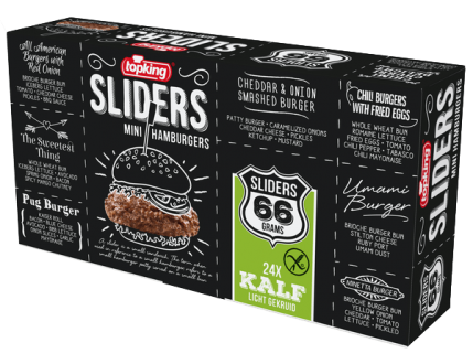 Sliders 66 Veau