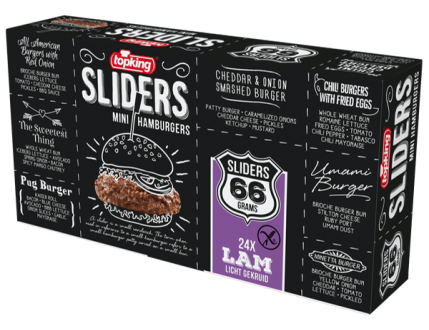 Sliders 66 Lamb