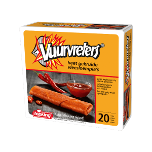 Topking Fingerfood B.V. | Vuurvreters®